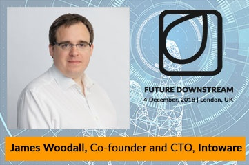 James Woodall, co-founder and CTO of Intoware