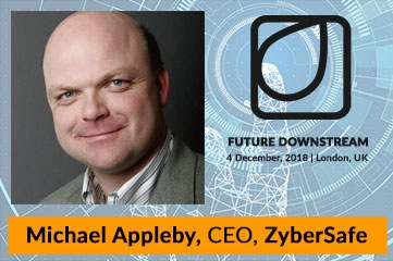 Michael Appleby, CEO of ZyberSafe